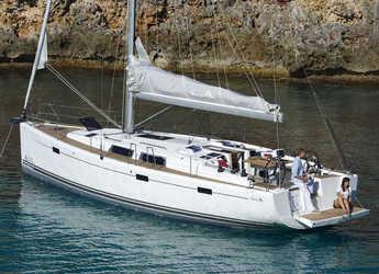 Rent a sailboat in Marina el Portet de Denia - Hanse 415