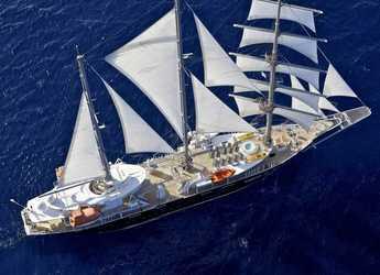 Rent a schooner in Athens - Gulet