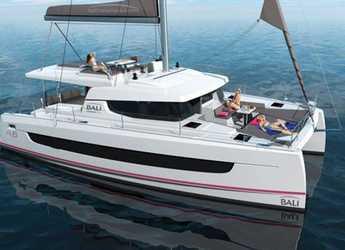 Rent a catamaran in Club Naútico de Sant Antoni de Pormany - Bali 4.6