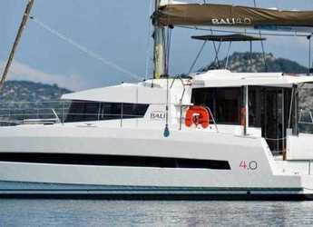 Chartern Sie katamaran in Club Náutico Ibiza - Bali 4.0