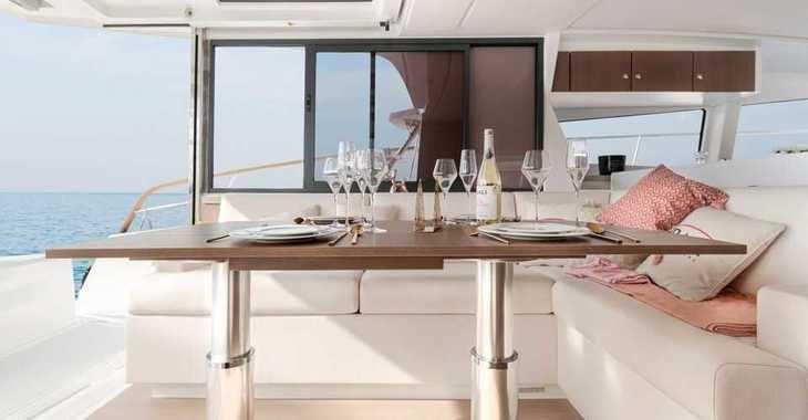 Rent a catamaran in Palm Cay Marina - Bali 4.3 Owner Version