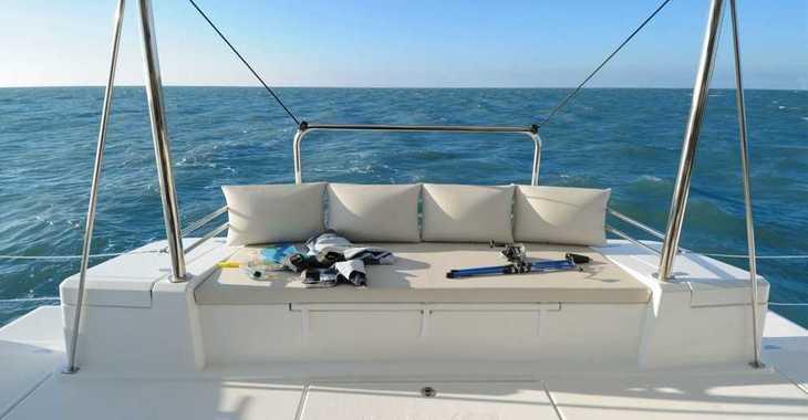 Rent a catamaran in Palm Cay Marina - Bali 4.1