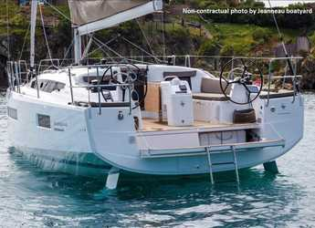 Rent a sailboat in Palm Cay Marina - Sun Odyssey 410