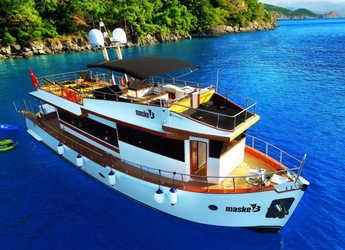 Rent a yacht in Bodrum Marina - Maske 3