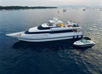Rent a yacht in Port Vell - HESSEN YACHTS 85