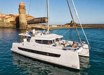 Chartern Sie katamaran in Porto Capo d'Orlando Marina - Bali 4.6