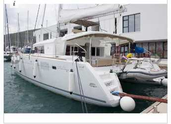 Chartern Sie katamaran in Trogir (ACI marina) - Lagoon 450 Fly