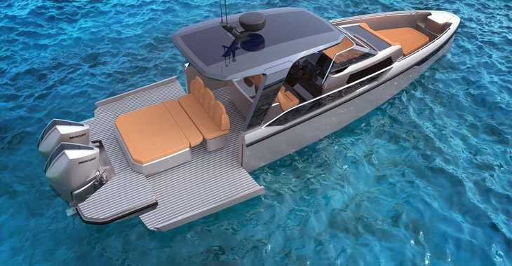 Rent a motorboat in Paroikia - Saxdor 320 GTO