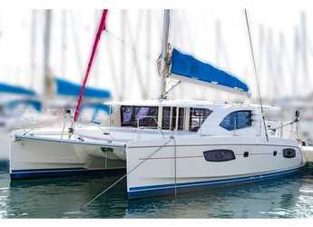 Rent a catamaran in Naviera Balear - Leopard 444