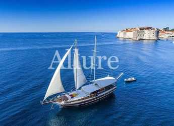 Rent a schooner in Split (ACI Marina) - Gulet