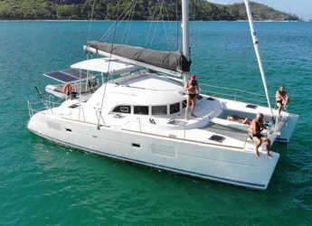 Chartern Sie katamaran in Marina d'Arechi - Lagoon 380 S2