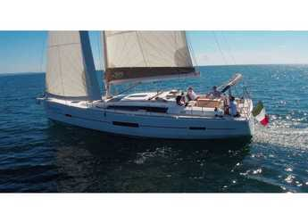 Rent a sailboat in Marsala Marina - Dufour 500 Grand Large