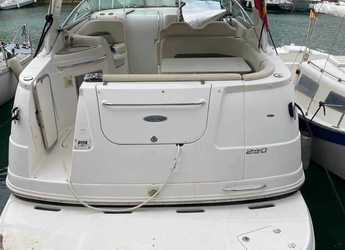 Rent a yacht in Santa Ponsa - Chaparral 290 Signature