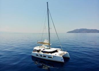 Chartern Sie katamaran in Marina di Portorosa - Dufour Catamaran 48