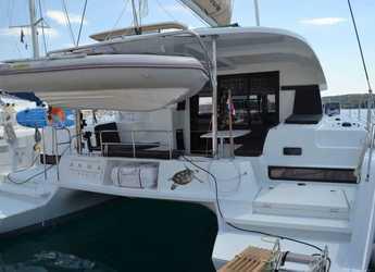 Rent a catamaran in Zaton Marina - Lagoon 42