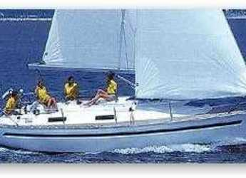 Rent a sailboat in Contra Muelle Mollet - Bavaria 32
