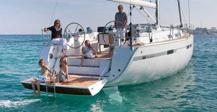 Rent a sailboat in Marina el Portet de Denia - Bavaria 45 Cruiser
