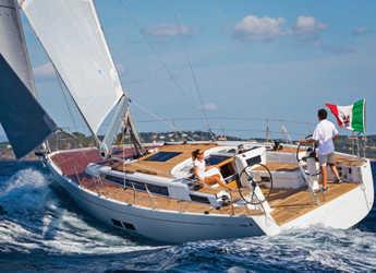Chartern Sie segelboot in Marina del Fezzano - Grand Soleil 43
