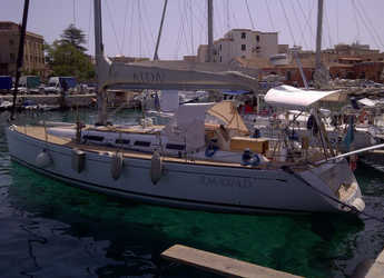 Rent a sailboat in Palermo - Grand Soleil 45-8