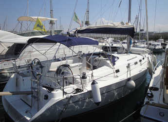 Rent a sailboat in Palermo - Beneteau Cyclades 43.3