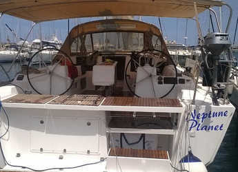 Rent a sailboat in Marsala Marina - Dufour 460
