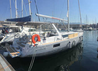 Rent a sailboat in Marsala Marina - Oceanis 48