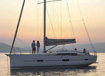 Rent a sailboat in Palermo - Dufour 460