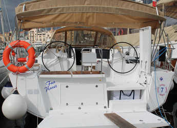 Alquilar velero en Palermo - Dufour 460