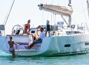 Rent a sailboat in Palermo - Dufour 390 Grand Large