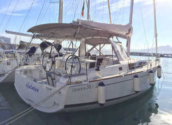 Chartern Sie segelboot in Marsala Marina - Oceanis 38.1