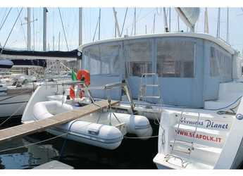 Rent a catamaran in Marsala Marina - Lagoon 450