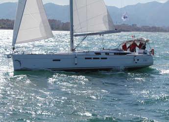 Chartern Sie segelboot in Marsala Marina - Sun Odyssey 519