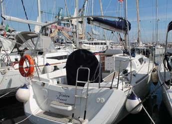 Chartern Sie segelboot in Marsala Marina - Sun Odyssey 33