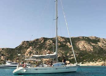 Rent a sailboat in Lipari - Sun Odyssey 51