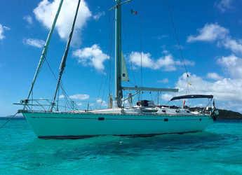 Rent a sailboat in Lipari - Sun Odyssey 52.2