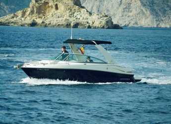 Rent a motorboat in Port Adriano - Monterey 254 F (Only Day Charter)