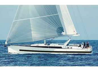 Rent a sailboat in Port Vell - Beneteau Oceanis 62