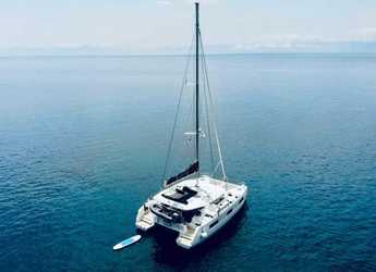Rent a catamaran in Palermo - Lagoon 46