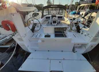 Rent a sailboat in Marina di Portorosa - Dufour 530 Grand Large