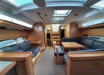 Chartern Sie segelboot in Marina di Portorosa - Dufour 520 Grand Large
