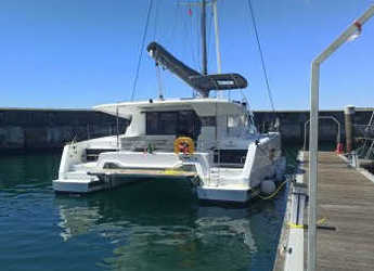Rent a catamaran in Marsala Marina - Astréa 42