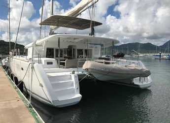 Rent a catamaran in Lefkas Nidri - Lagoon 450 Flybridge