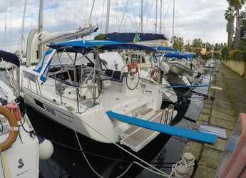 Rent a sailboat in Marina di Portorosa - Oceanis 48