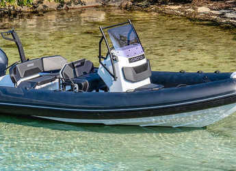 Rent a dinghy in Port Mahon - Grand Drive 600 (Only Day Charter)