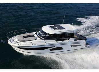 Rent a motorboat in Marina di Nettuno - Merry Fisher 1095