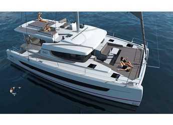 Alquilar catamarán en Marina di Olbia - Bali 4.6 (A/C-Generator-Watermaker-BBQ)
