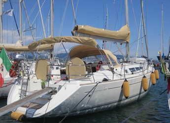 Rent a sailboat in Marina Cala di Medici - Sun Odyssey 45