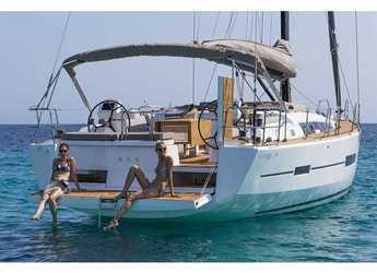 Rent a sailboat in Marina Cala di Medici - Dufour 520 Grand Large