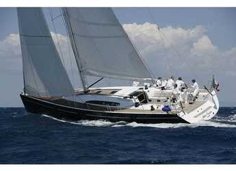 Rent a sailboat in Marina Cala di Medici - Dehler 60