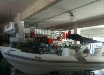 Alquilar neumática Bat 745 en Club Naútico de Sant Antoni de Pormany, Sant antoni de portmany